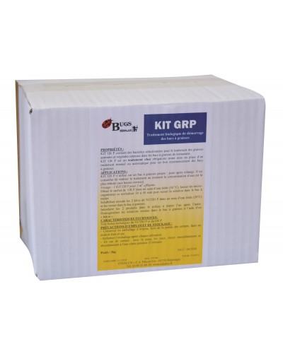 KIT GR P Trait. demarrage pour bacs à graisse