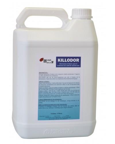 KILLODOR Destructeur odeurs (5L)