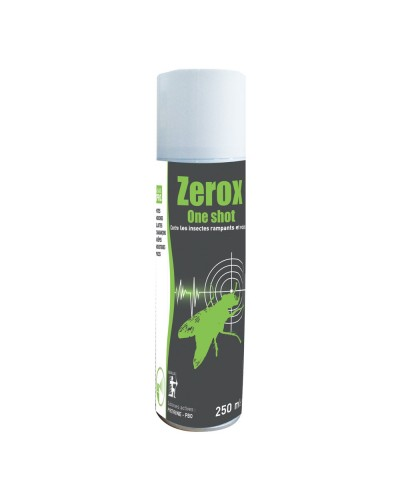 ZEROX ONE SHOT AEROSOL 250 ML