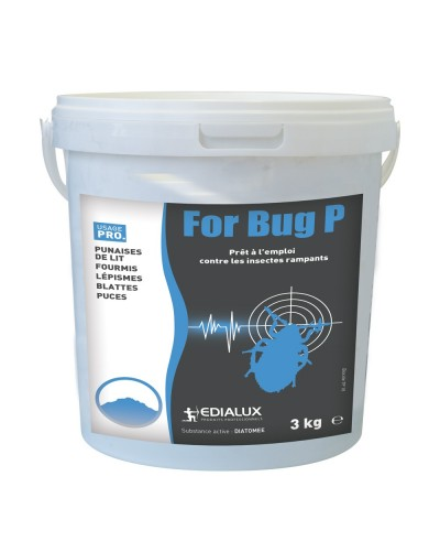 FOR BUG P - SEAU 3KG