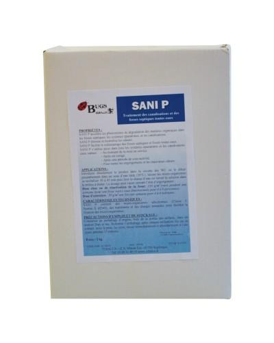 SANI P Fosses septiques canalisations eaux vannes  (2kg)