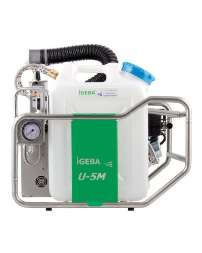 IGEBA U 5 M GENERATEUR AEROSOL UBV