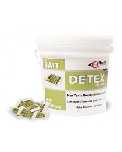 DETEX SOFT BAIT 15G seau de 3.6KG