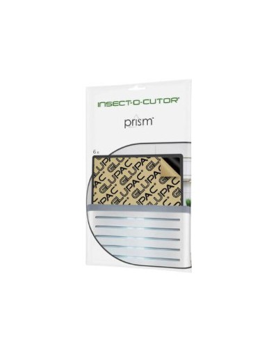 PLAQUE DE GLU PRISM LOT DE 6