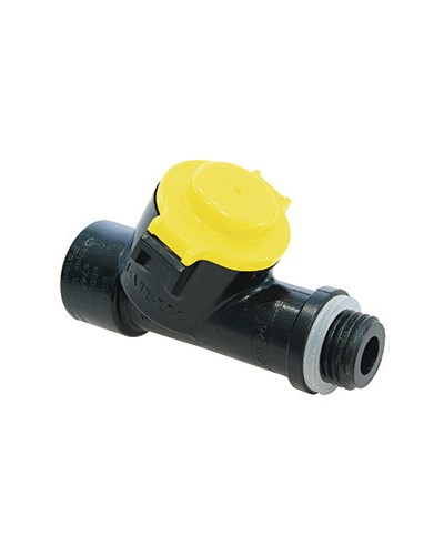 VALVE DE REGULATION CFV 1.0 BAR JAUNE