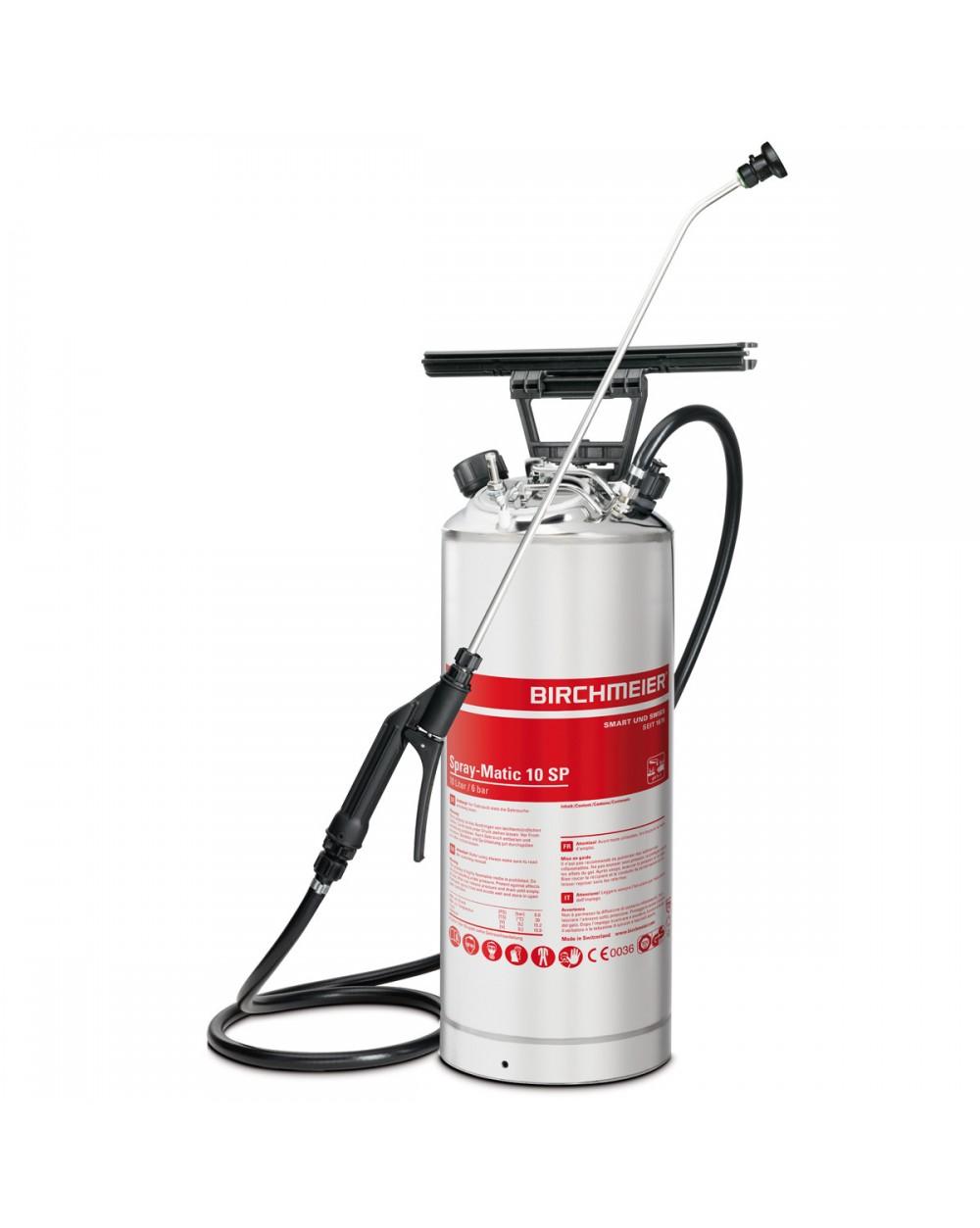 SPRAY MATIC 10 SP PULVERISATEUR POMPE A MAIN & RACCORD A AIR COMPRIME