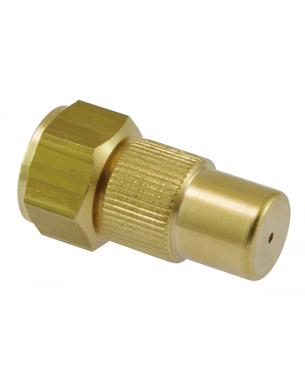 BUSE REGLABLE LAITON 1,3 mm