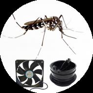Accessoires pièges moustiques