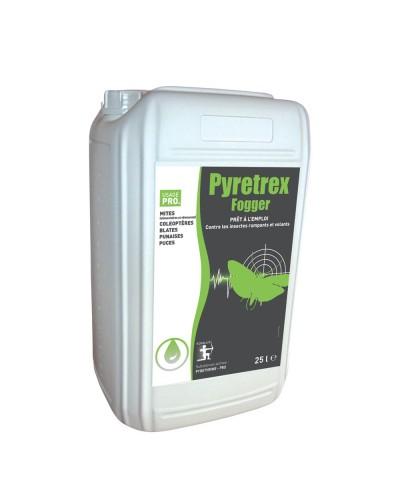 PYRETREX FOGGER en 25 L