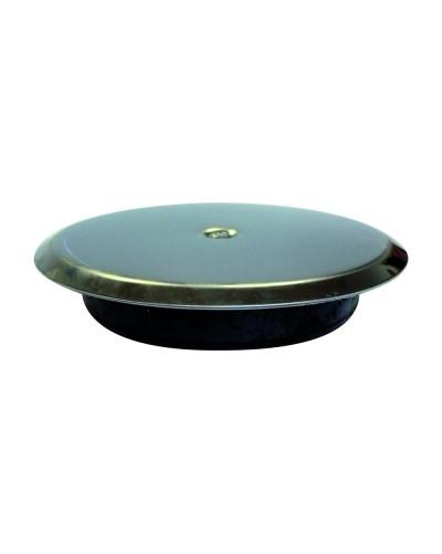 TERMIGARD CAPS - BOUCHON METAL AJUSTABLE POUR BETON trou à 87mm
