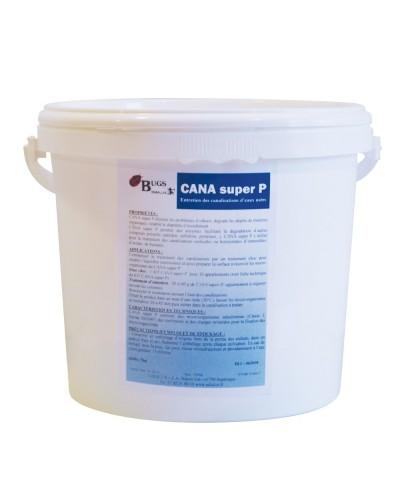 CANA SUPER P Traitement concentré pour canalisations (5kg)
