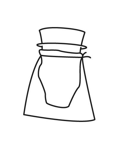 BIOGENTS BLACK CATCH PIPE (entonnoir) POUR MOSQUITAIRE