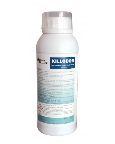 KILLODOR Destructeur odeurs EN 1 L