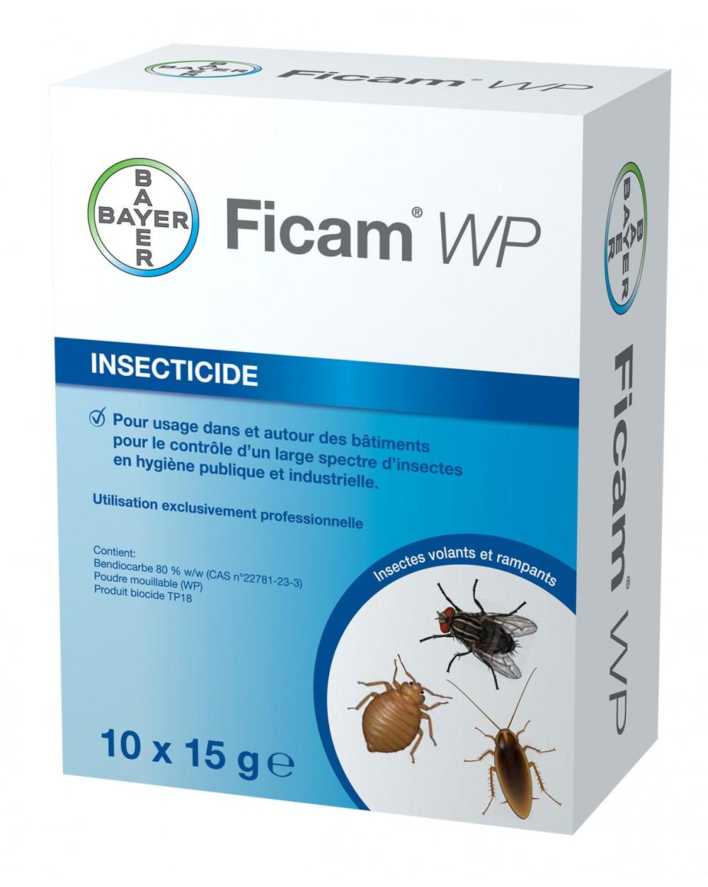 FICAM WP BOITES DE10 SACHETS