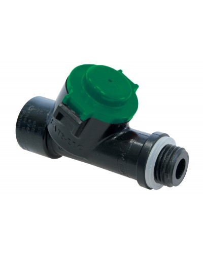 VALVE DE REGULATION CFV 3 BAR VERTE