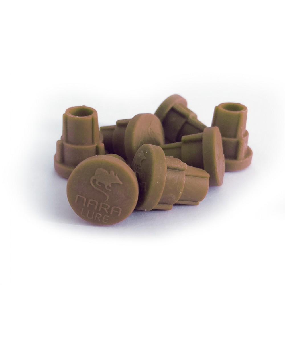 NARA LURE CHOCOLAT NOISETTE LOT 100 UNITES