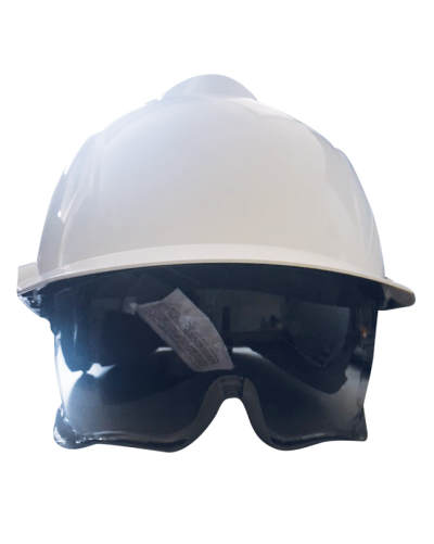 CASQUE LUNETTE TENUE BLANCHE 3D AIR+